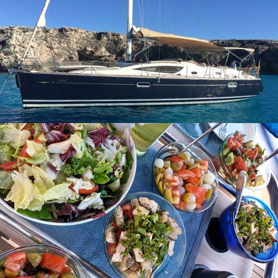 Malta all inclusive boat charter