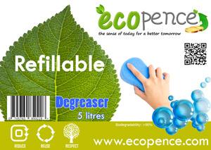 ecopence refillabel degreaser