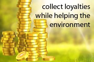 eco-friendly loyalty program
