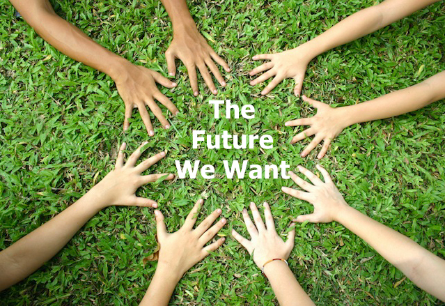 together shaping the future we want