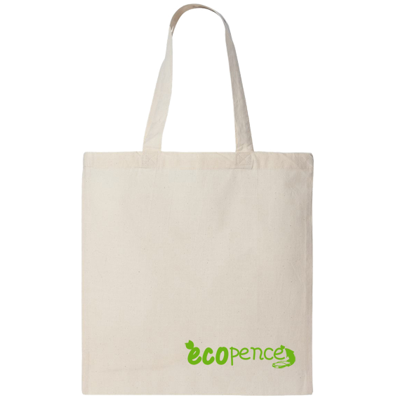 canvas and cotton tote bags