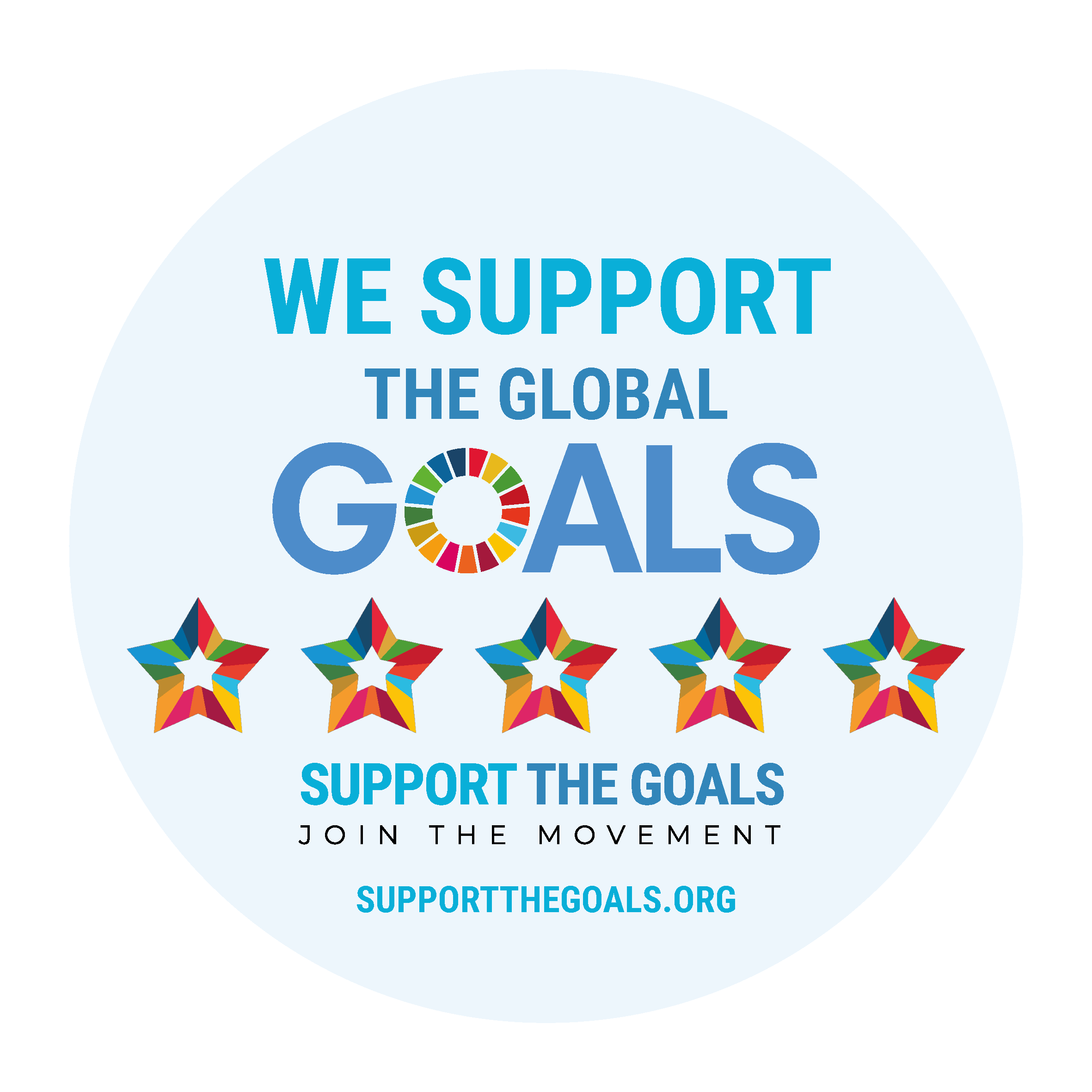 supporting the global goals