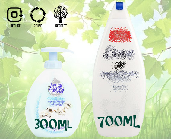 refillable soap containers