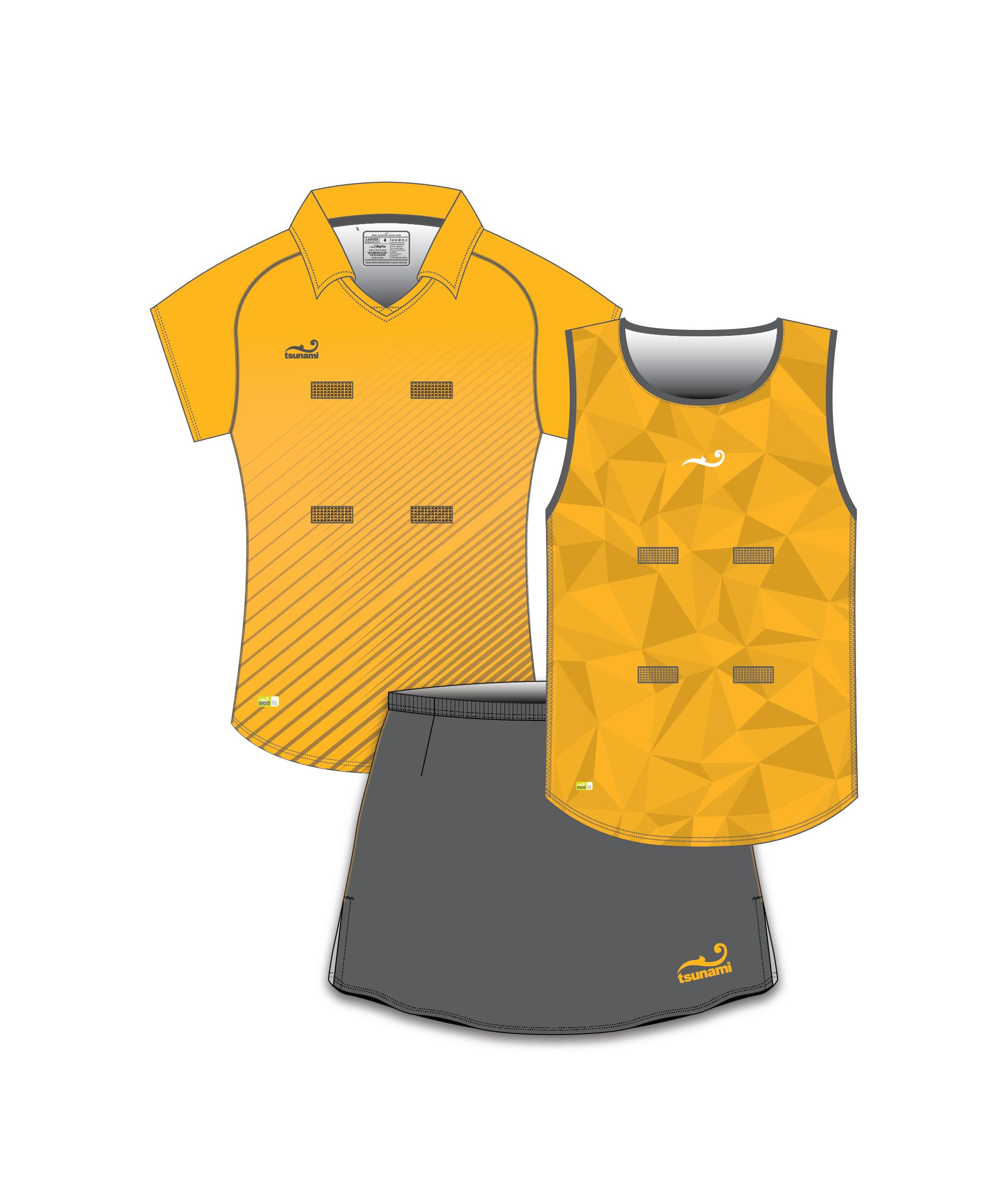 Eco Netball Kit