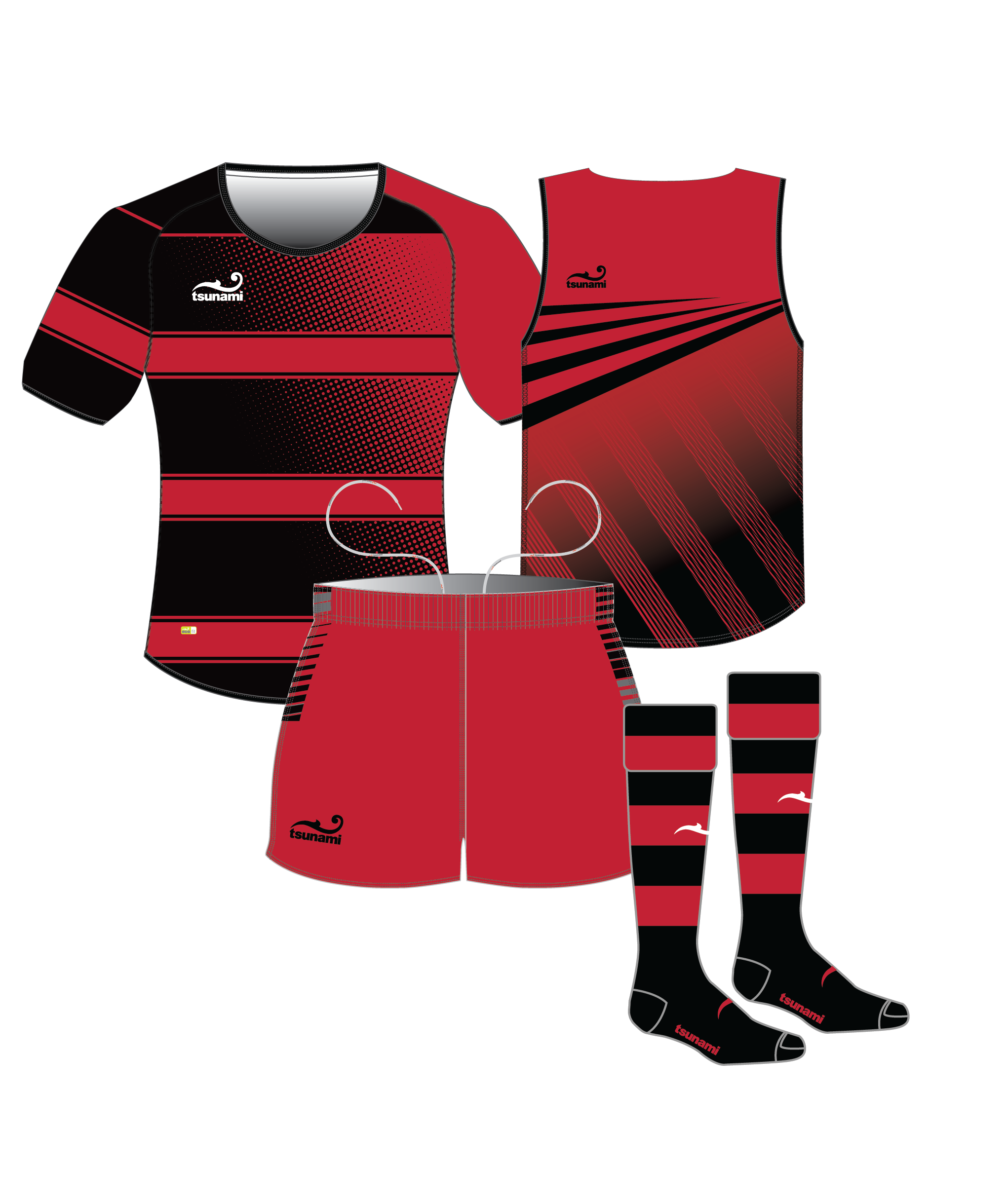 Eco Rugby Kit